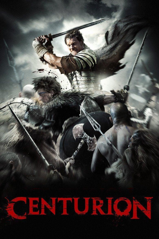 Centurion (film) movie poster