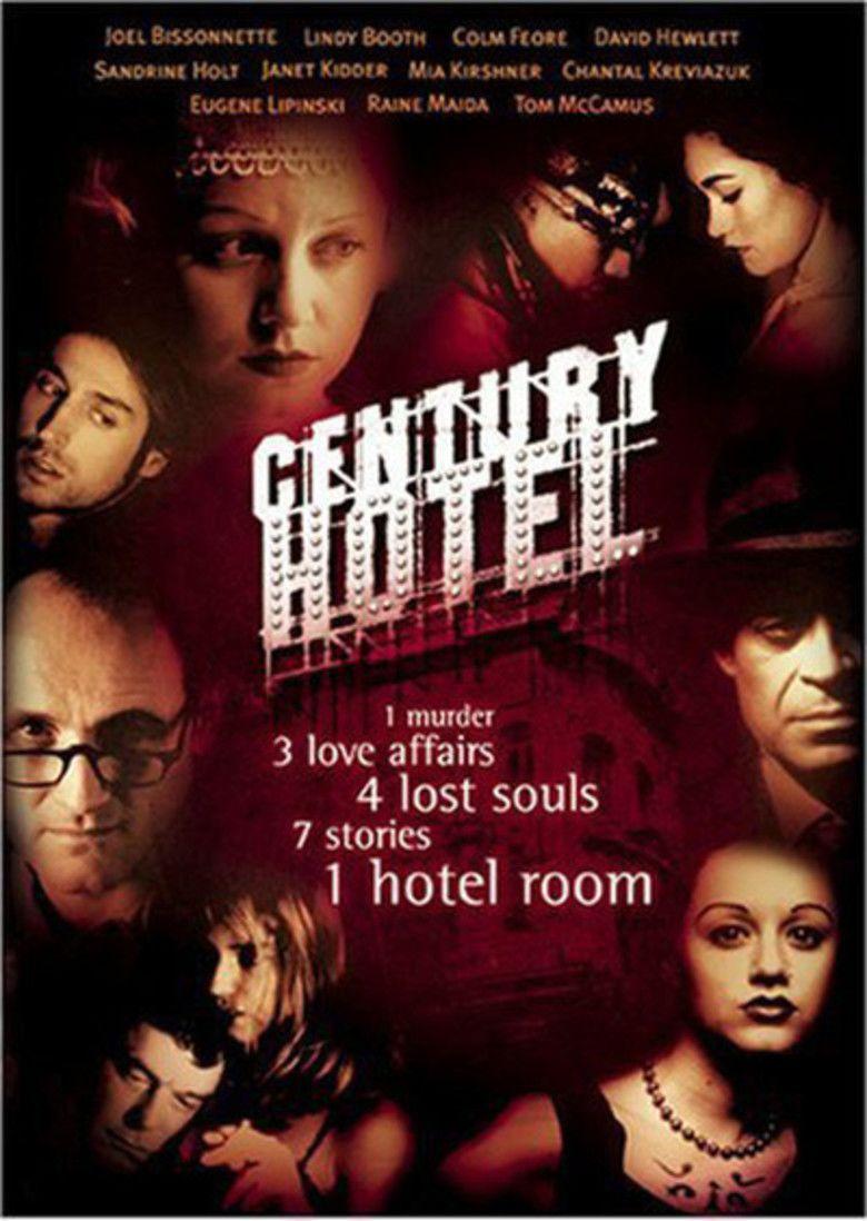 Century Hotel movie poster