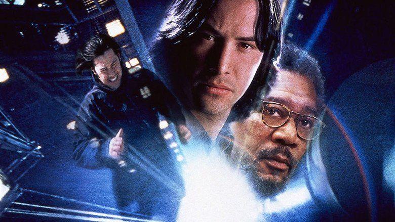 Chain Reaction (film) movie scenes