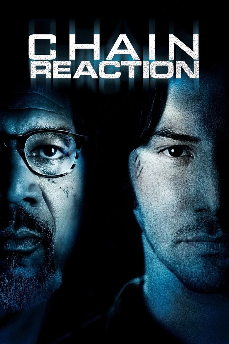 Chain Reaction (film) movie poster