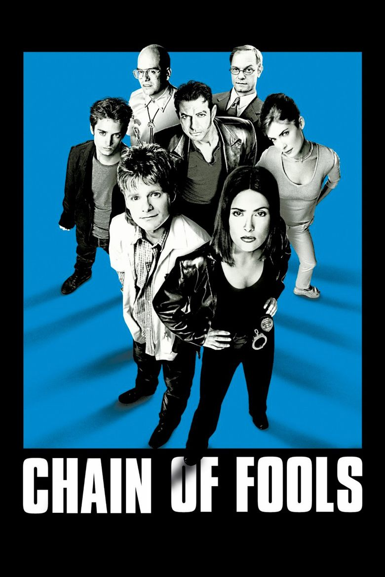 Chain of Fools (film) movie poster