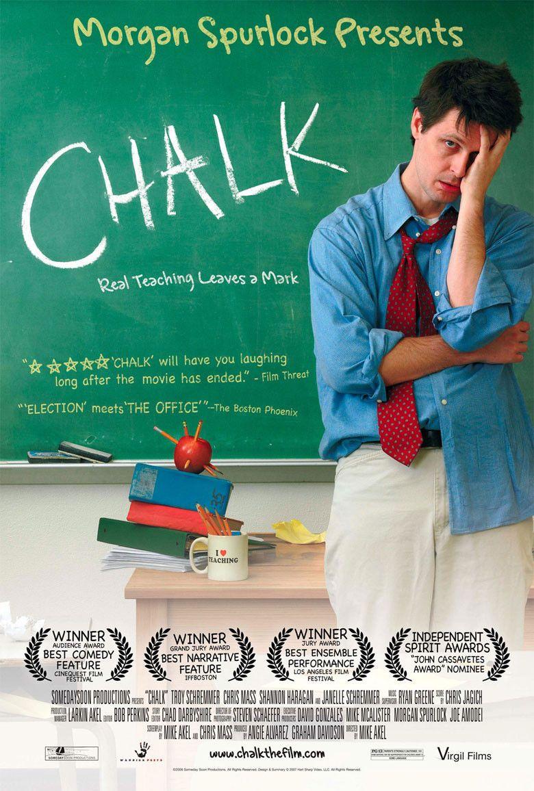 Chalk (film) movie poster
