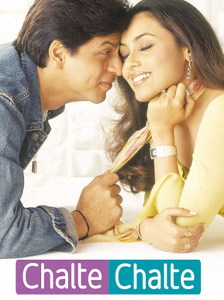 Chalte Chalte (2003 film) movie poster