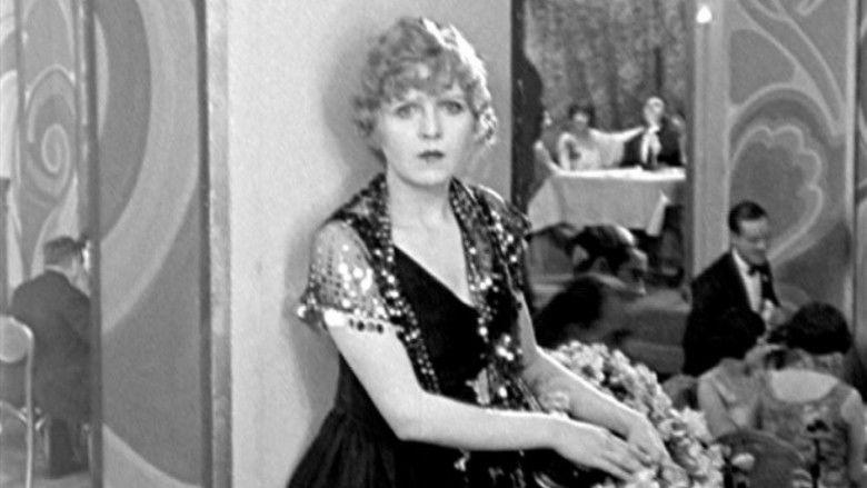 Champagne (1928 film) movie scenes