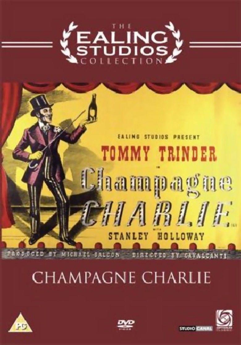 Champagne Charlie (1944 film) movie poster
