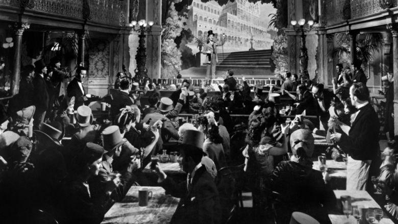 Champagne Charlie (1944 film) movie scenes