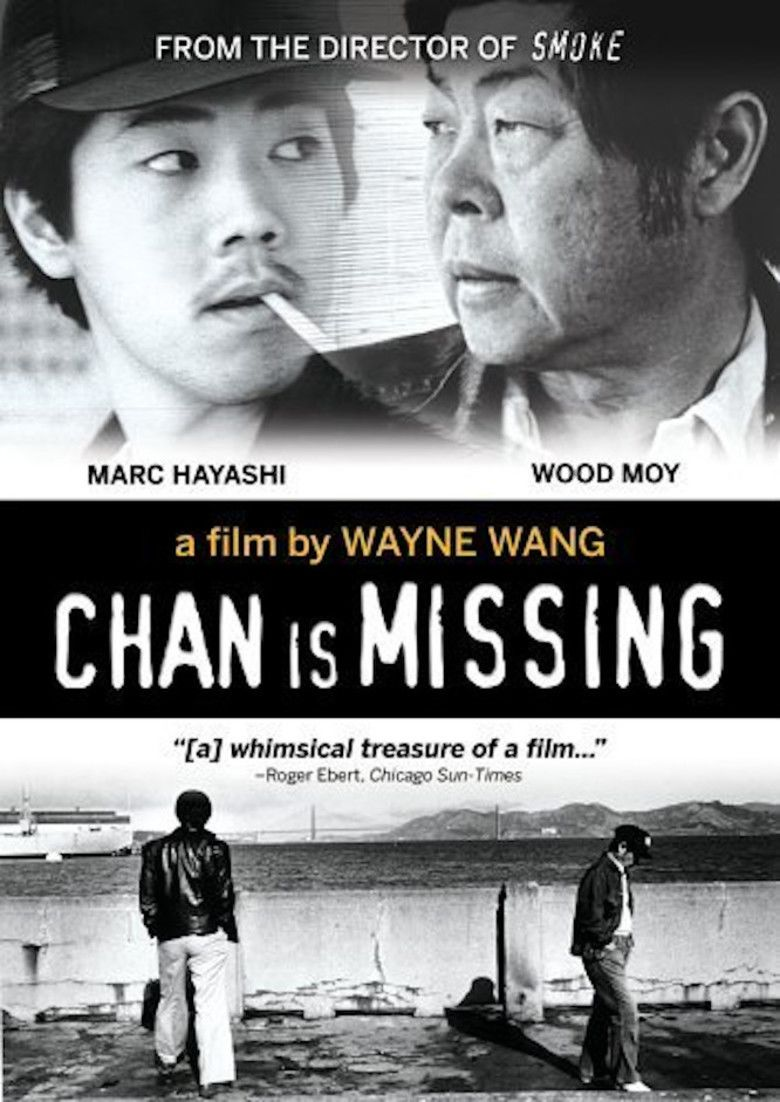 Chan Is Missing movie poster