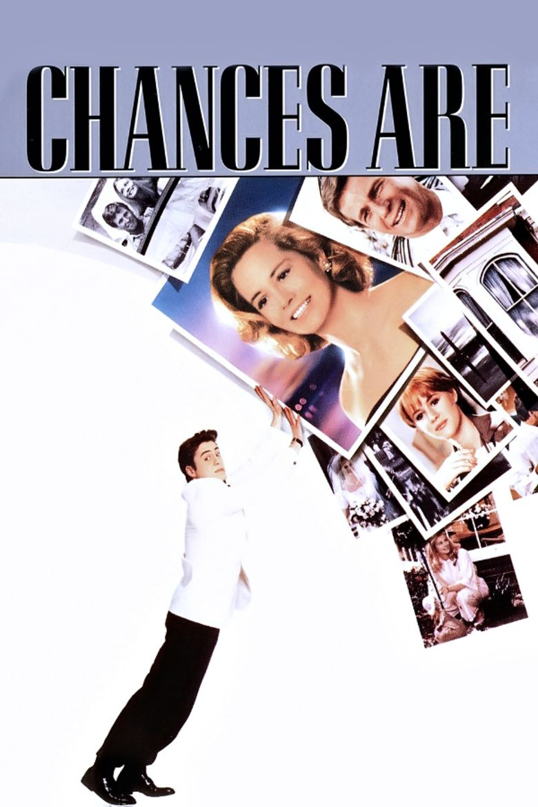 Chances Are (film) movie poster