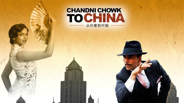 Chandni Chowk to China movie scenes