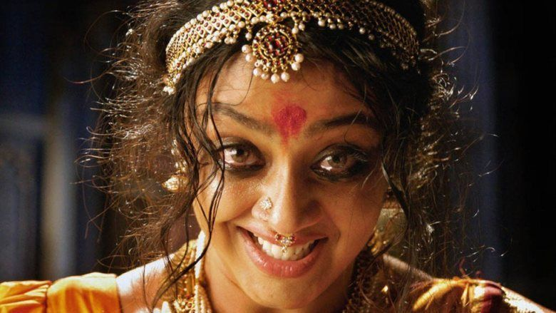 Chandramukhi movie scenes