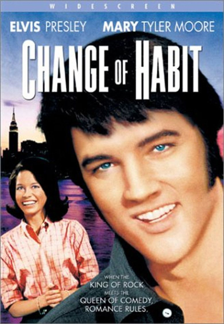 Change of Habit movie poster