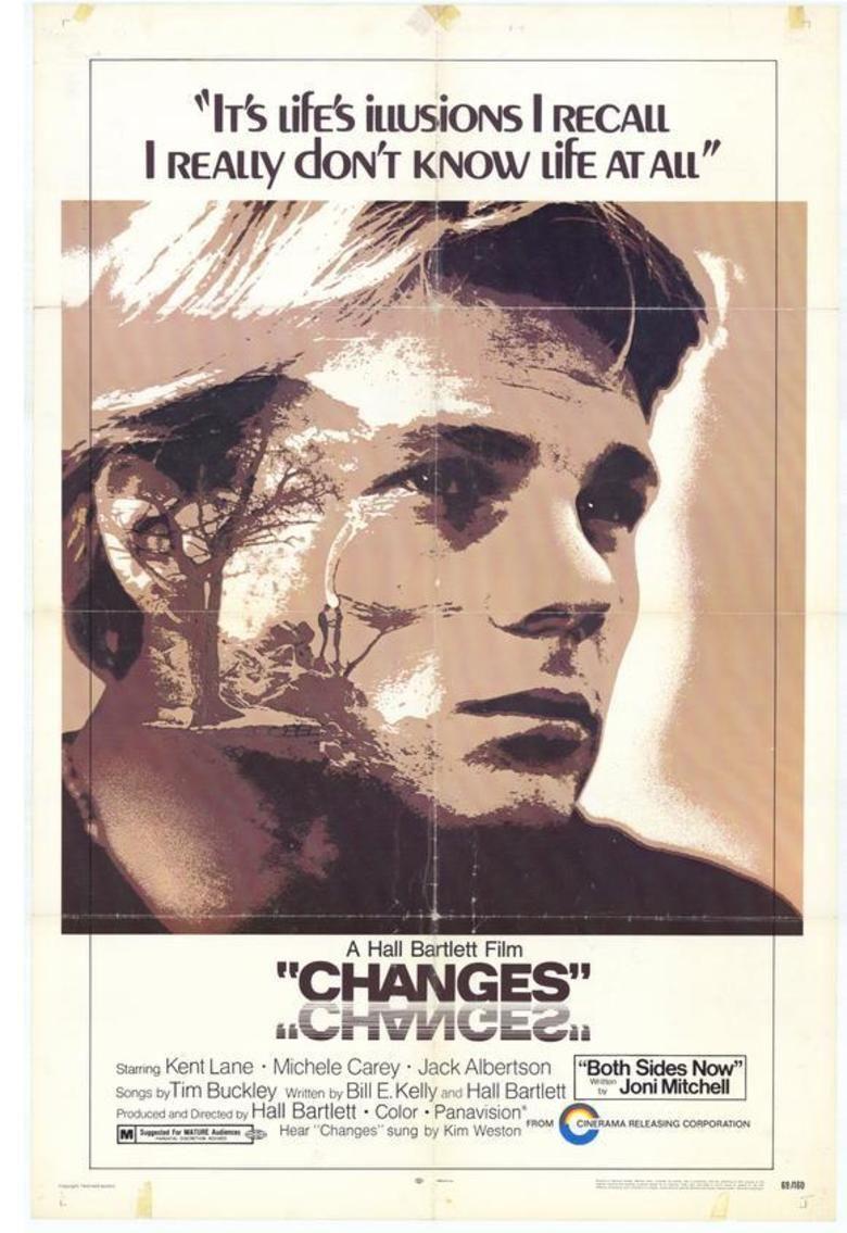 Changes (1969 film) movie poster