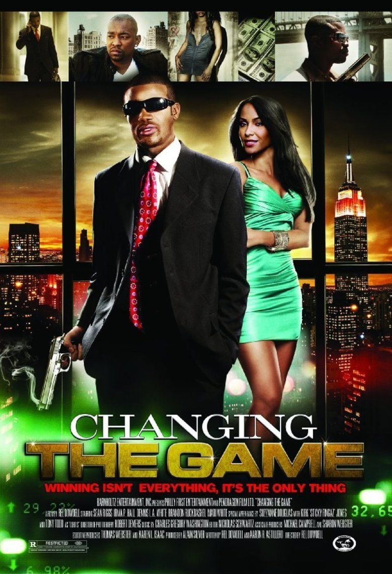 Changing the Game (film) movie poster