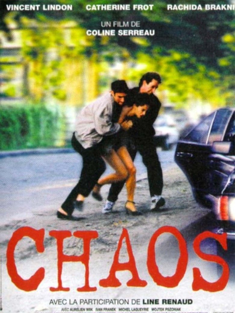 Chaos (2001 film) movie poster