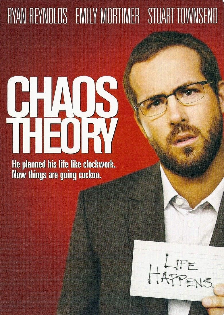 Chaos Theory (film) movie poster