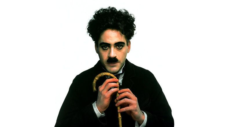 Chaplin (film) movie scenes