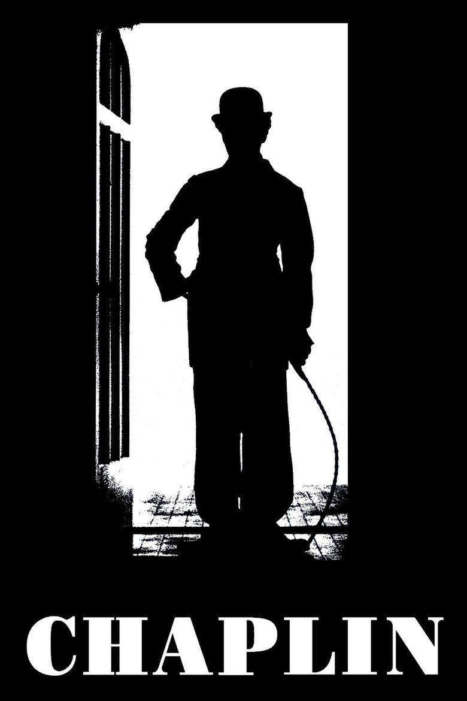 Chaplin (film) movie poster