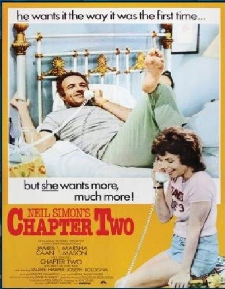 Chapter Two (film) movie poster