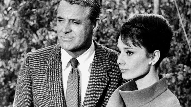 Charade (1963 film) movie scenes