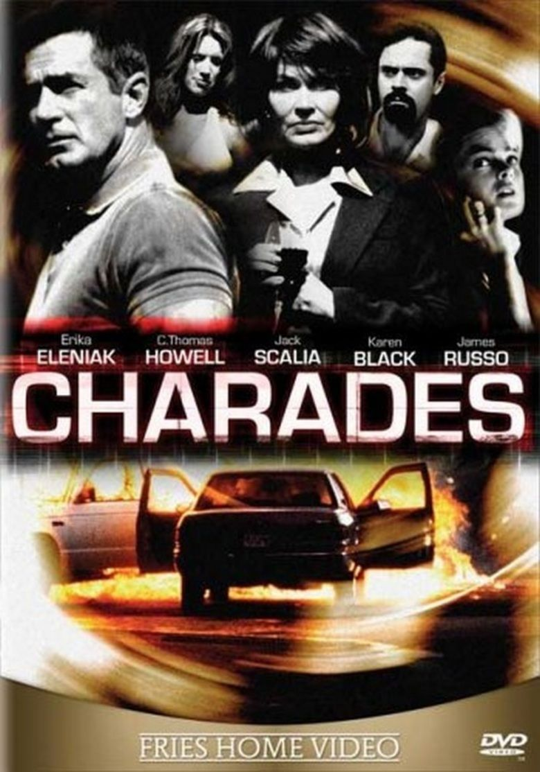 Charades (film) movie poster