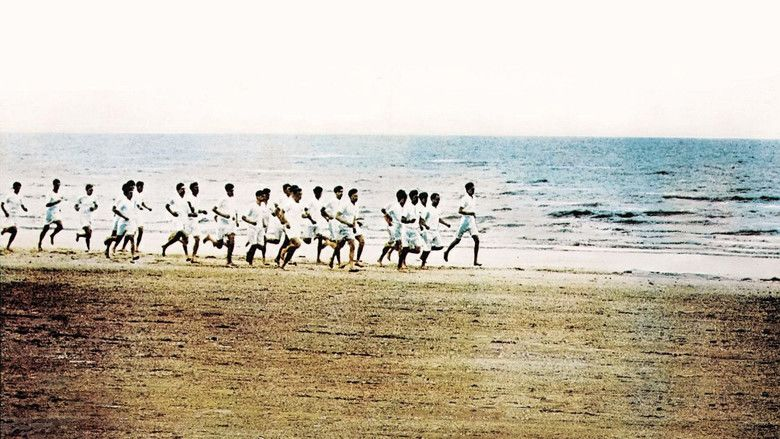 Chariots of Fire movie scenes