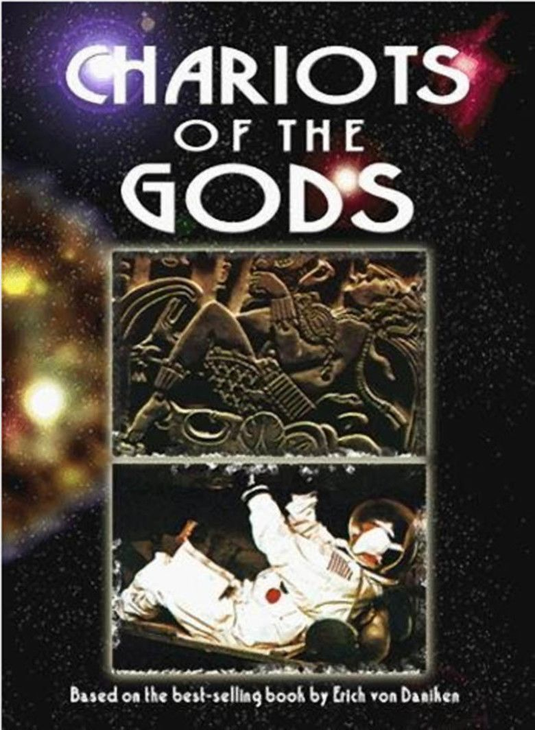 Chariots of the Gods (film) movie poster