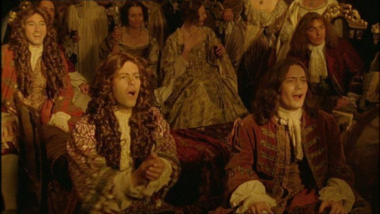 Charles II: The Power and The Passion movie scenes