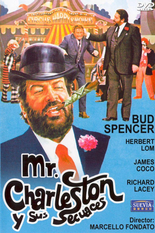 Charleston (film) movie poster