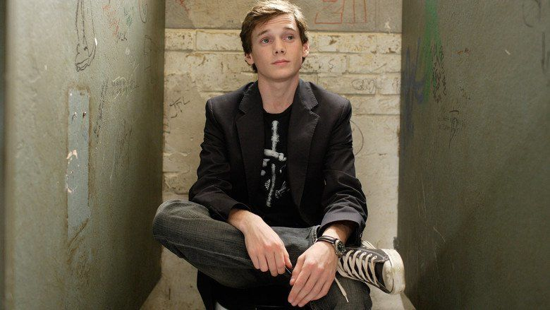 Charlie Bartlett movie scenes