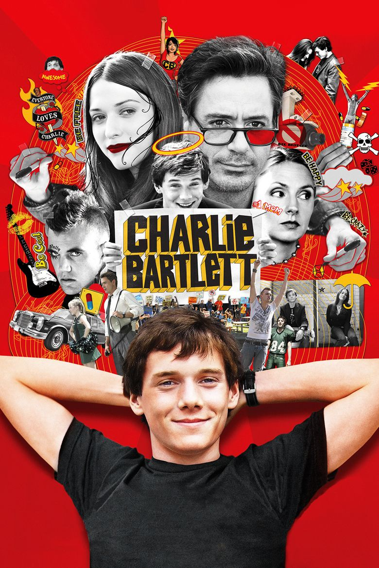Charlie Bartlett movie poster