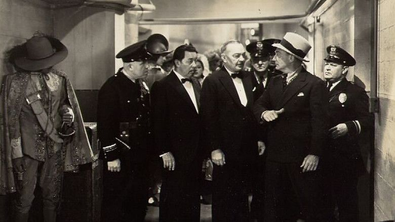 Charlie Chan at the Opera movie scenes