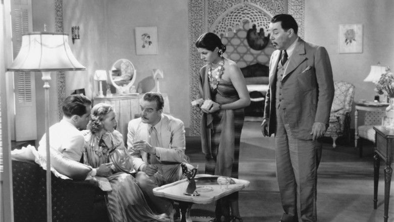 Charlie Chan in Egypt movie scenes