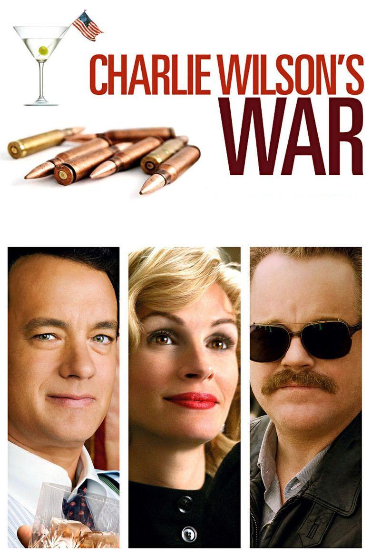 Charlie Wilsons War movie poster