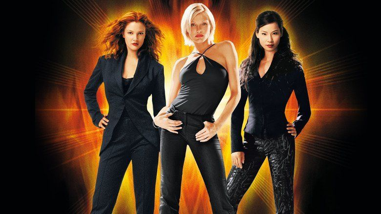 Charlies Angels (film) movie scenes