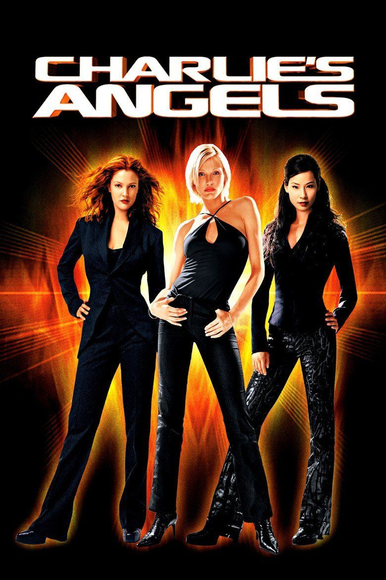 Charlies Angels (film) movie poster