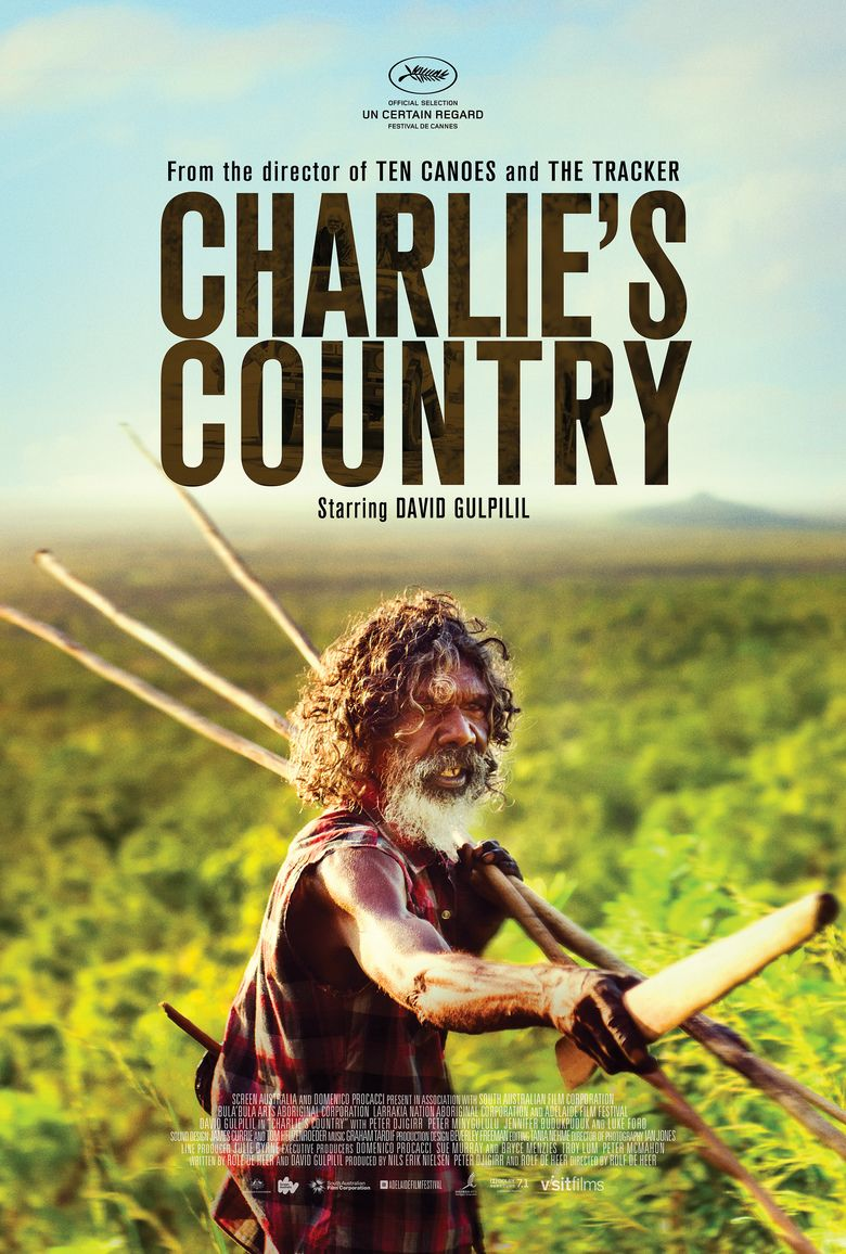 Charlies Country movie poster