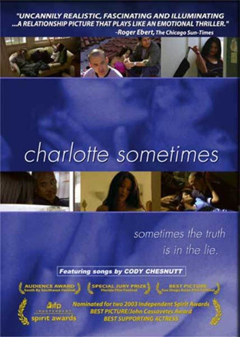 Charlotte Sometimes (film) movie poster