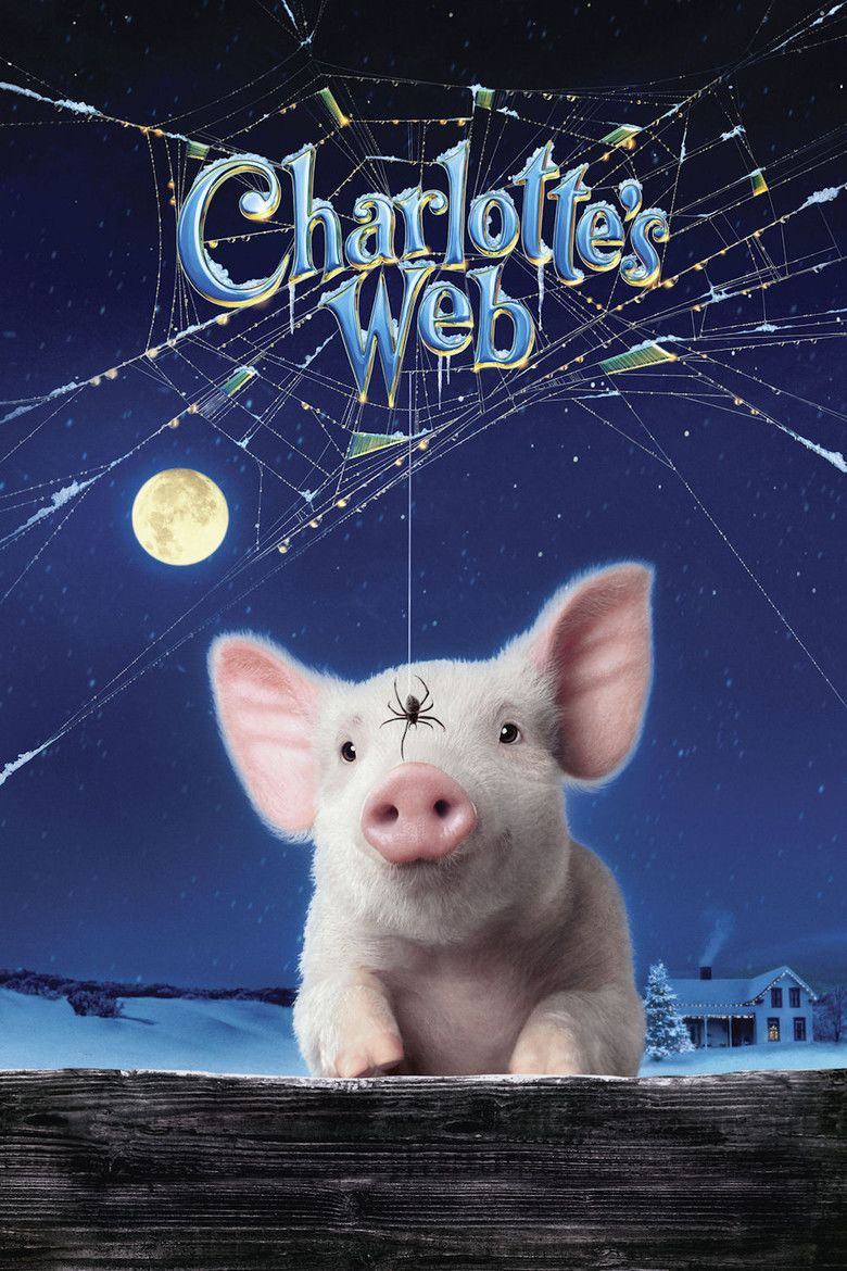 Charlottes Web (2006 film) movie poster
