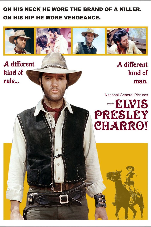 Charro! movie poster