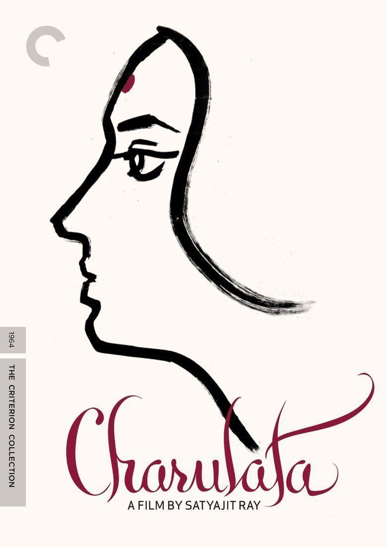 Charulata movie poster