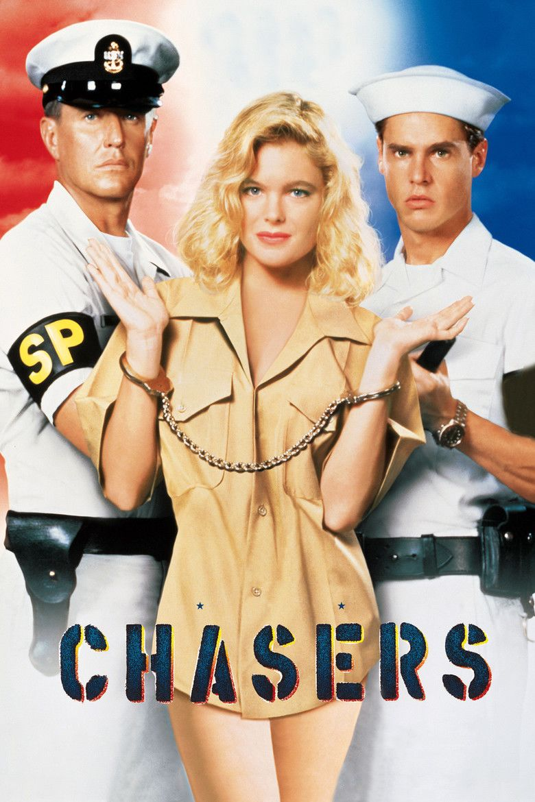 Chasers movie poster