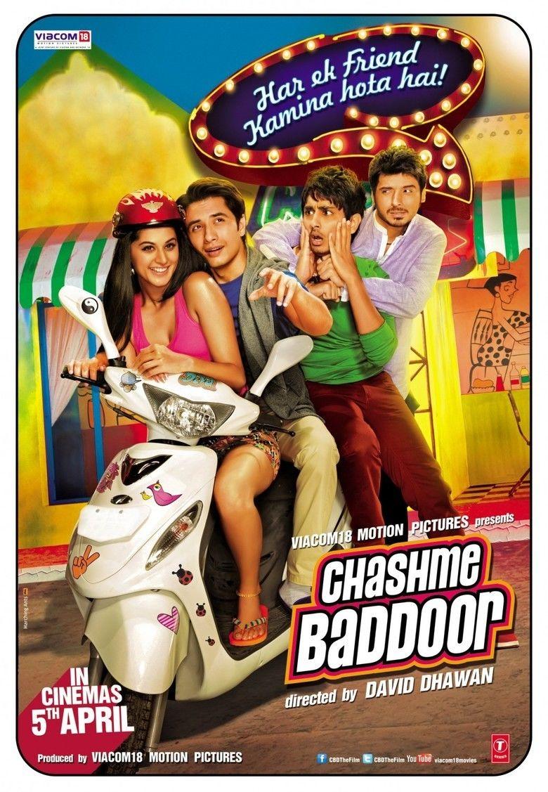 Chashme Baddoor (2013 film) movie poster