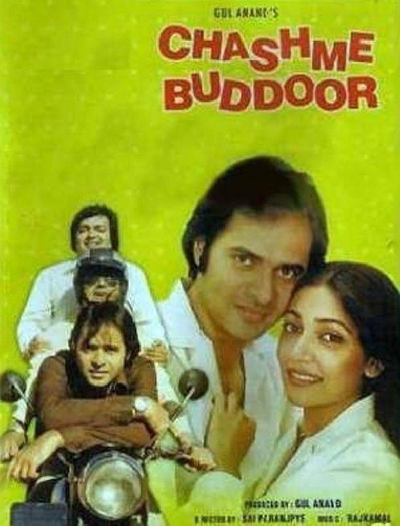 Chashme Buddoor (1981 film) movie poster