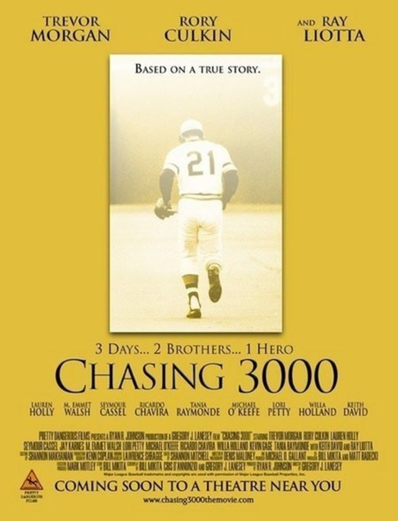 Chasing 3000 movie poster