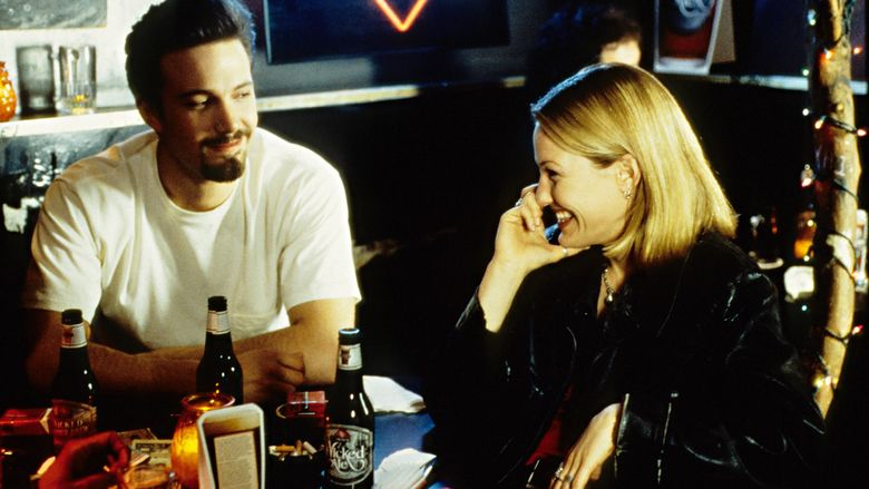 Chasing Amy movie scenes