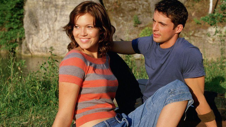 Chasing Liberty movie scenes