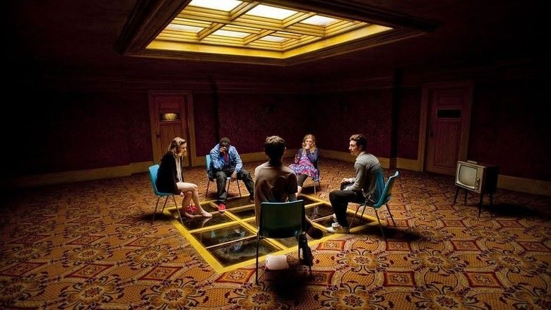 Chatroom (film) movie scenes