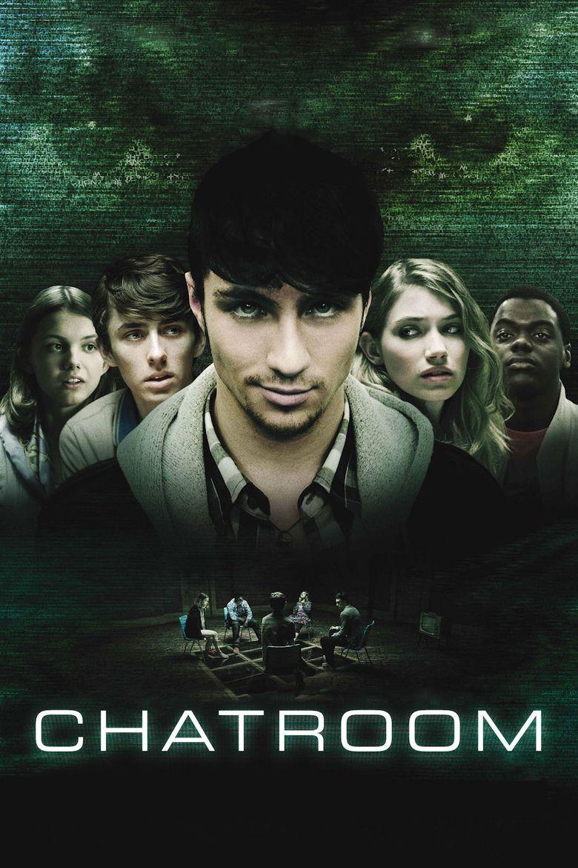Chatroom (film) movie poster