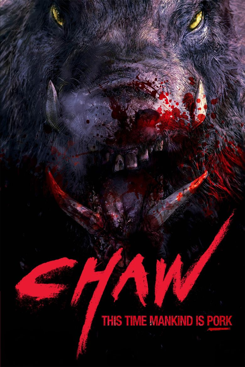 Chaw (film) movie poster
