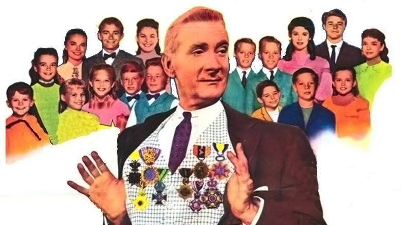 Cheaper by the Dozen (1950 film) movie scenes